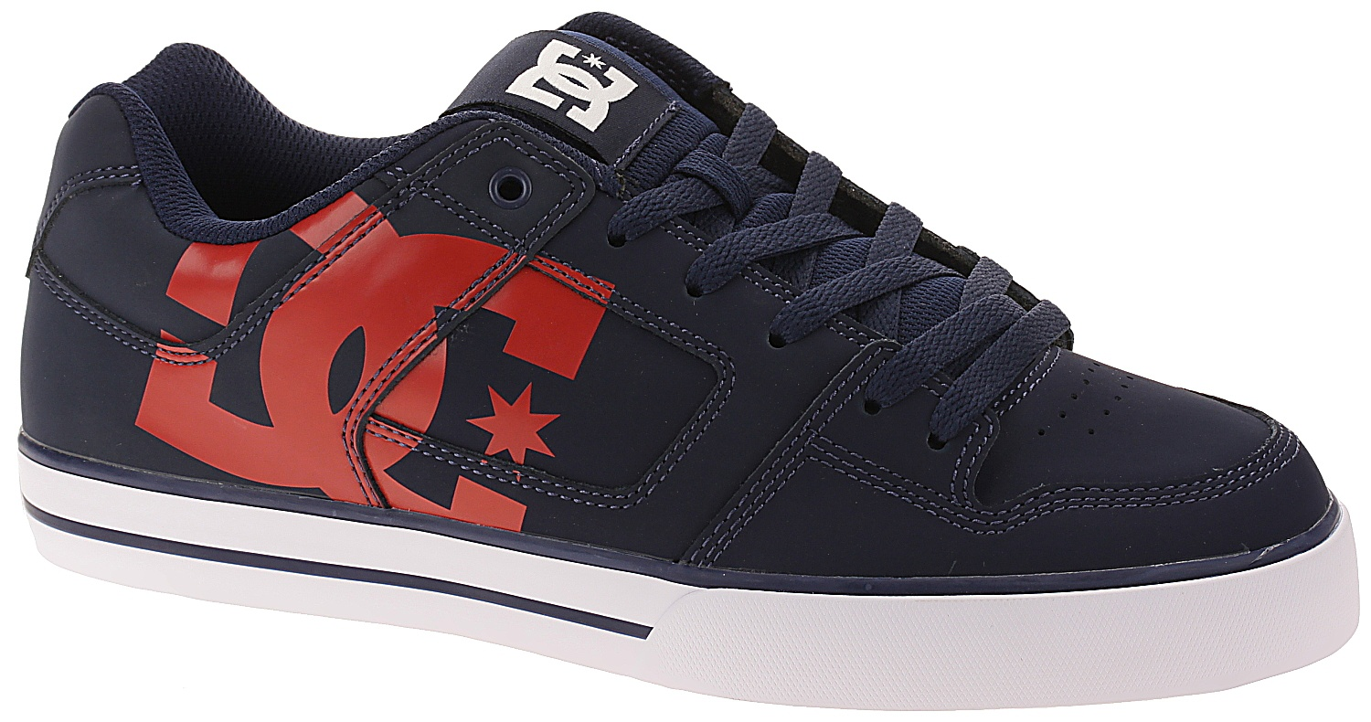 355a6e1e3be boty DC Pure SP - NRD Navy Red 45