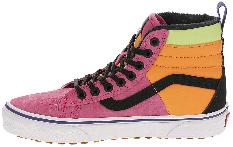 47267030410 shoes Vans Sk8-Hi 46 MTE DX - MTE Pink Yarrow Tangerine Black ...