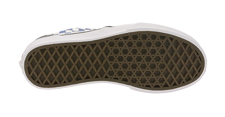 937b21c87 detské topánky Vans Atwood - Checkerboard/Black/Blue - Snowboard ...