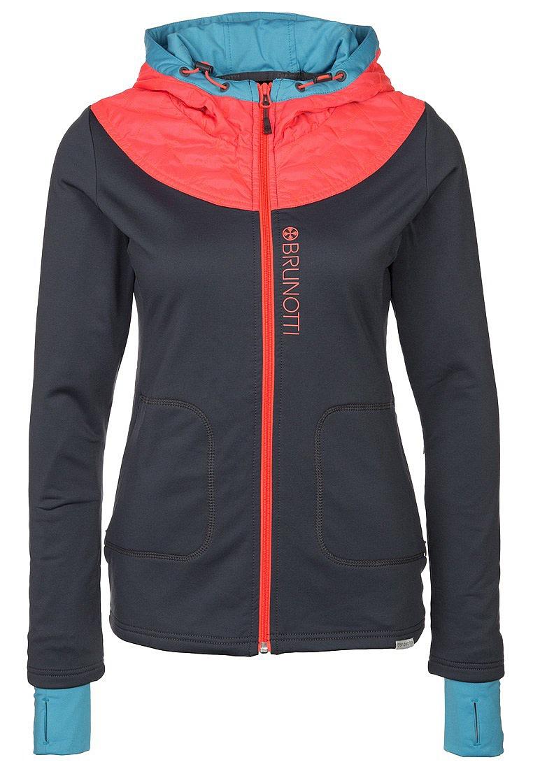 be7608d476b jacket Brunotti Yeijde - Black - women´s - Snowboard shop