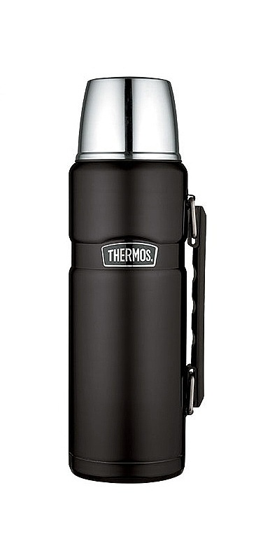 termoska Thermos Stainless King 1200 - 170022/Matte Black 1.2 L