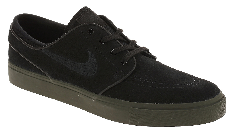 boty Nike SB Zoom Stefan Janoski - Black/Black/Sequoia 40.5