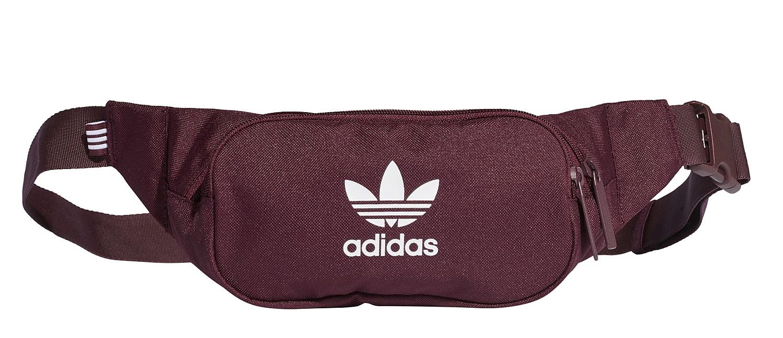 3a5a0ad6a831 hip bag adidas Originals Essential Crossbody - Maroon - Snowboard shop