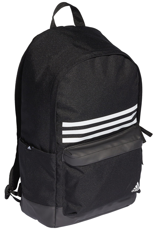 ce600f59b2 batoh adidas Performance Classic Pocket 3 Stripes - Black Black White -  Snowboard shop