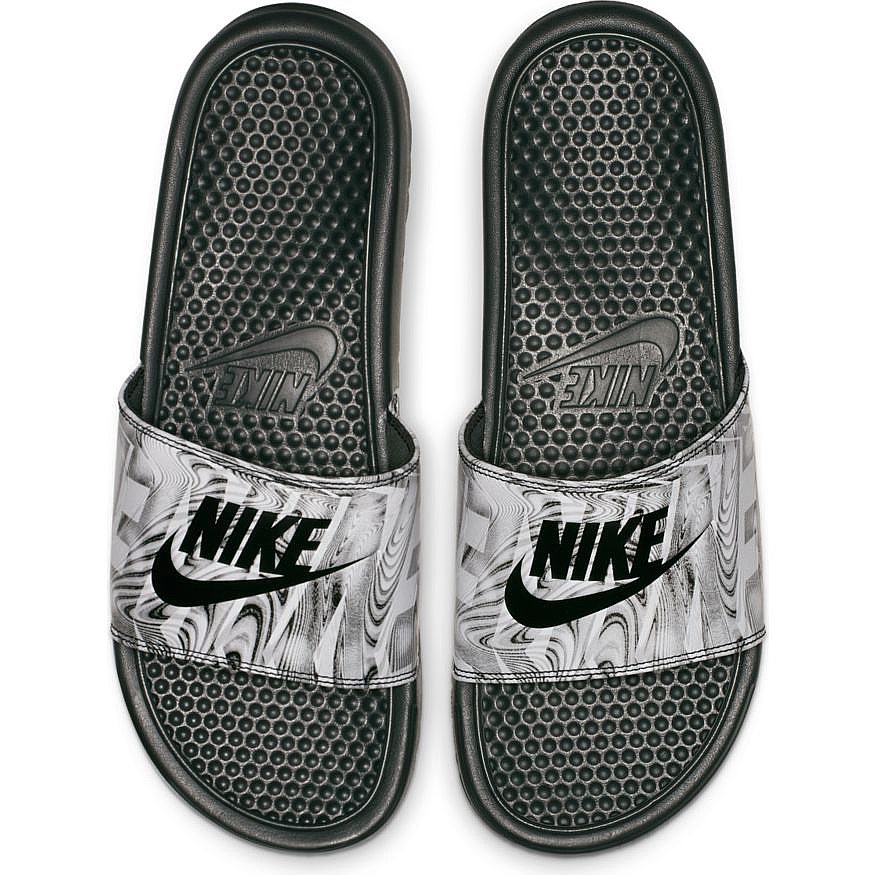boty Nike Benassi JDI Print - Anthracite Black 44 48aead2435