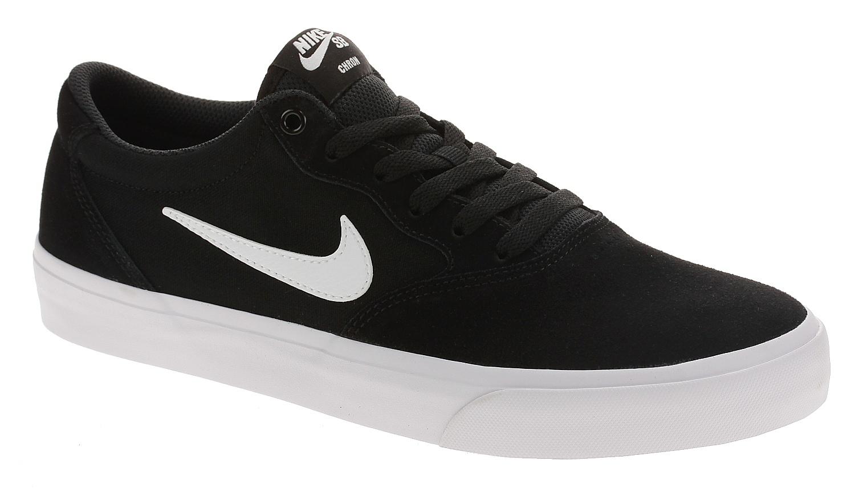 boty Nike SB Chron SLR - Black/White 44