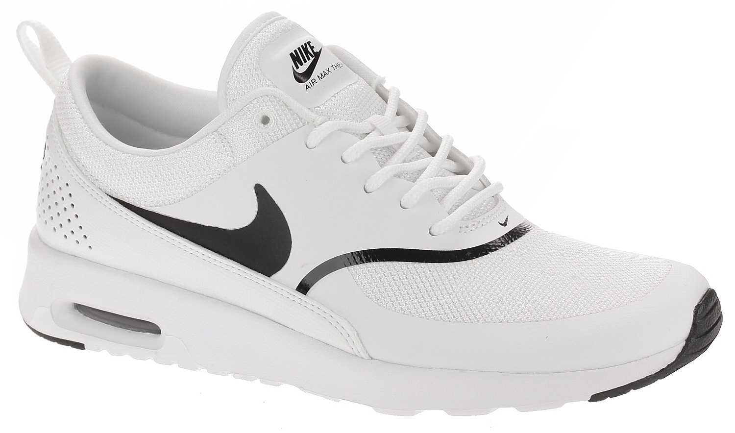 boty Nike Air Max Thea - White Black 36.5 81ee95553bd