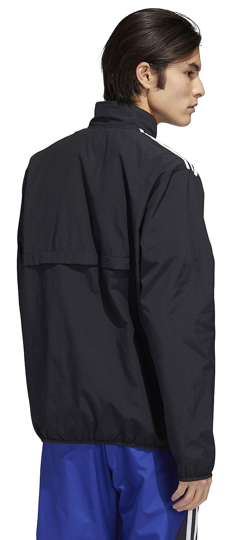 28e0755c561c2 ... jacket adidas Originals Class Action - Black/White - men´s ...