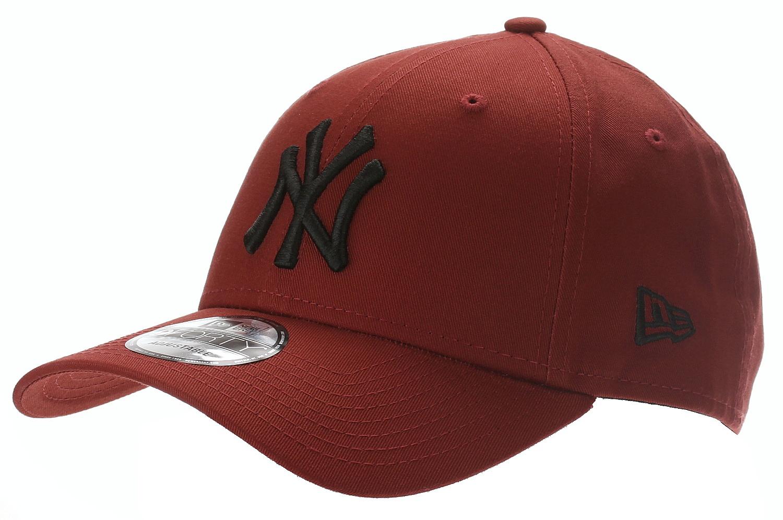 753bb0747 šiltovka New Era 9FO League Essential MLB New York Yankees - Hot Red/Black  - Snowboard shop, skateshop - blackcomb.sk