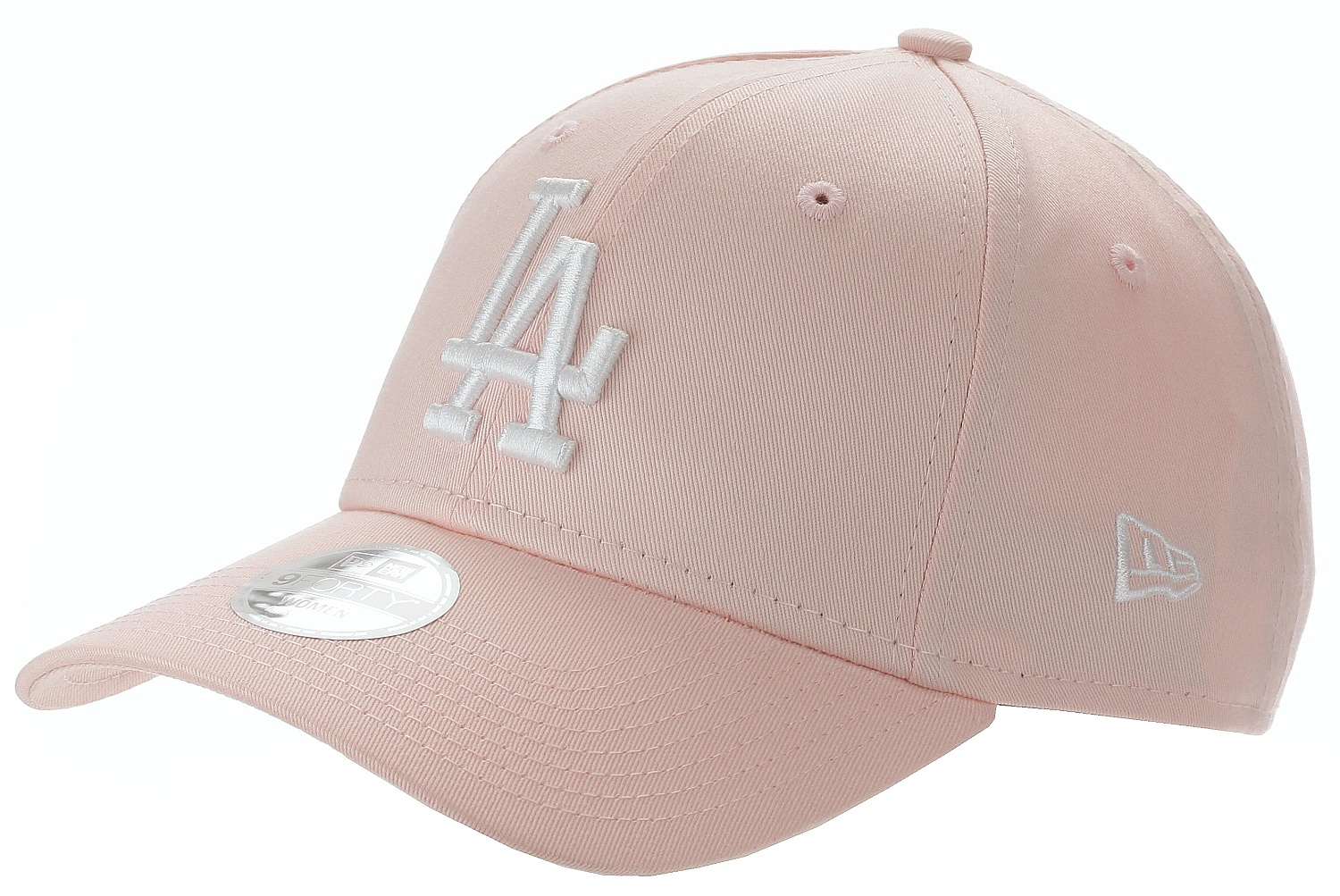 kšiltovka New Era 9FO League Essential MLB Los Angeles Dodgers - Pink White  one size 2ef4700d25
