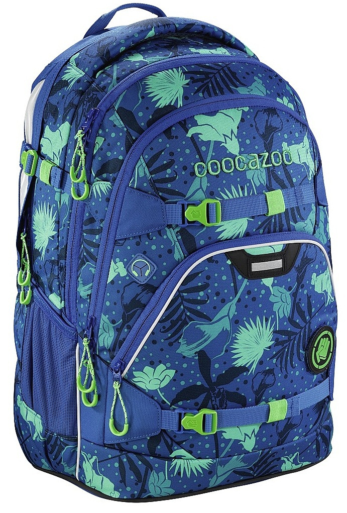 batoh Hama - Coocazoo ScaleRale - 183609/Tropical Blue 30 L