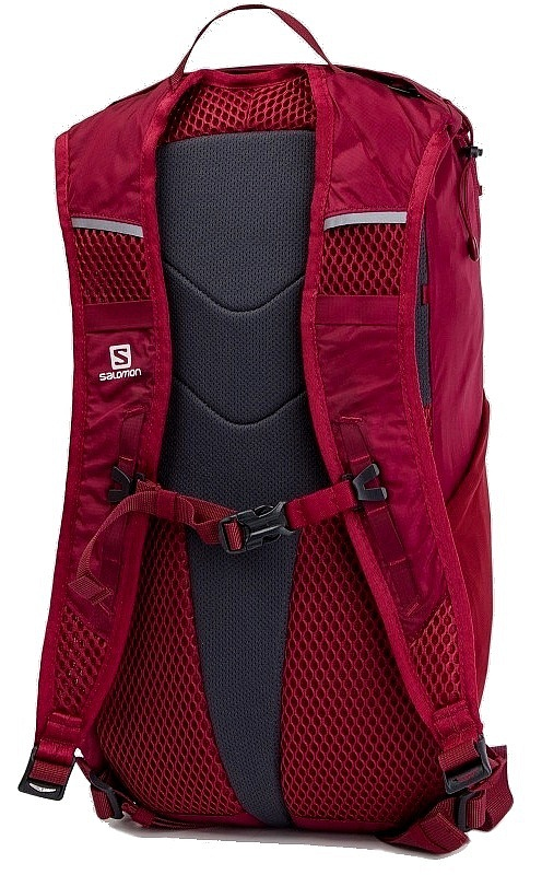 plecak Salomon Trailblazer 10 - Biking Red/Ebony