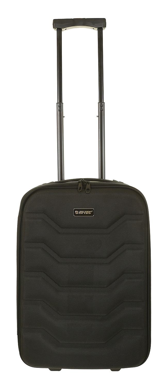 kufr Hi-Tec Bodrum 38 - Black 38 L