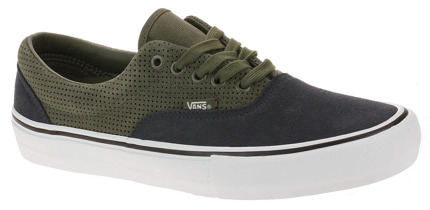 e1fc45b8ca shoes Vans Era Pro - Perf Grape Leaf Ebony - men´s - Snowboard shop ...