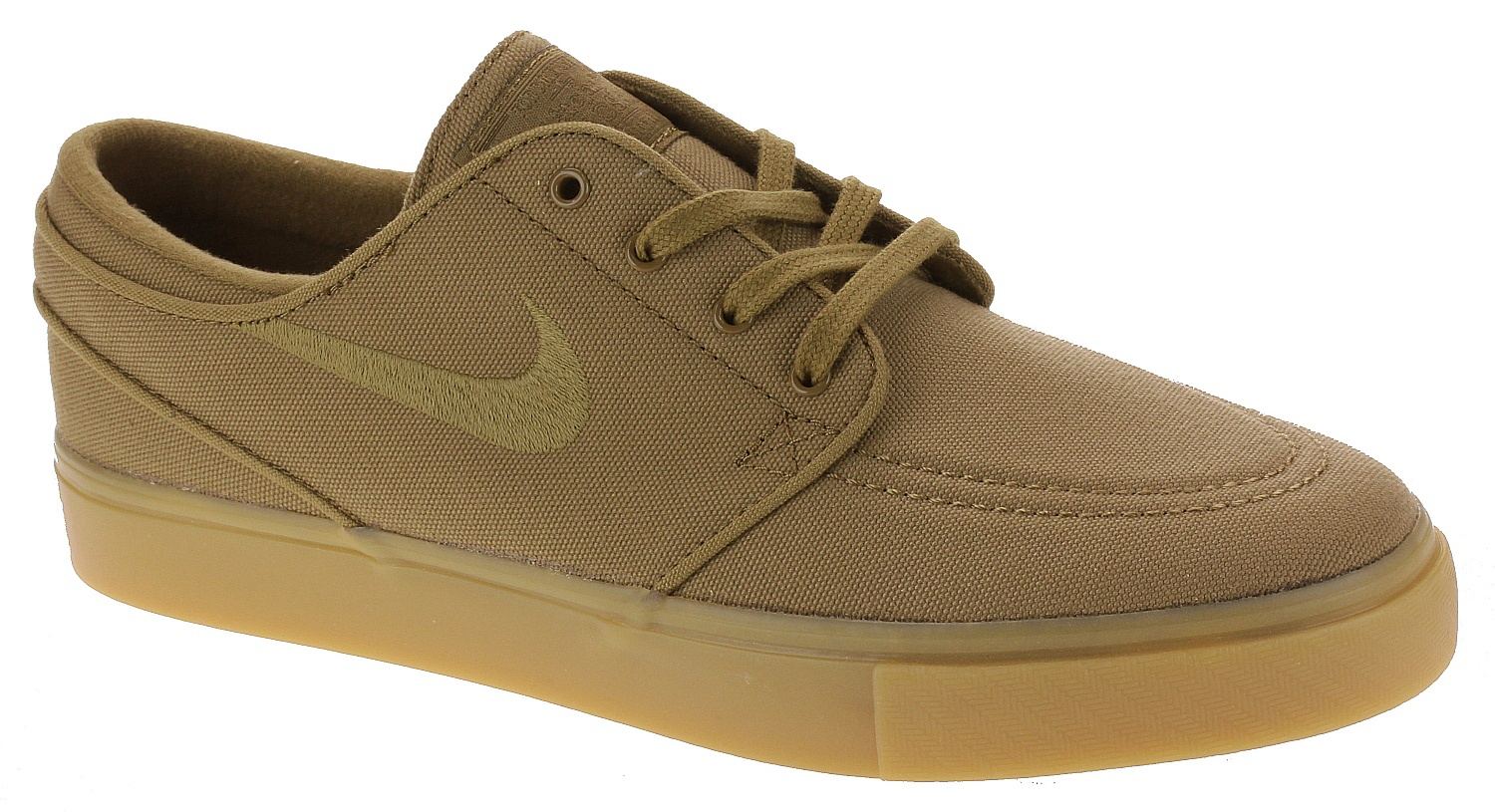 sports shoes 8cdee 1c863 shoes Nike SB Zoom Stefan Janoski Canvas - Golden Beige Golden Beige Gum  Yellow ...