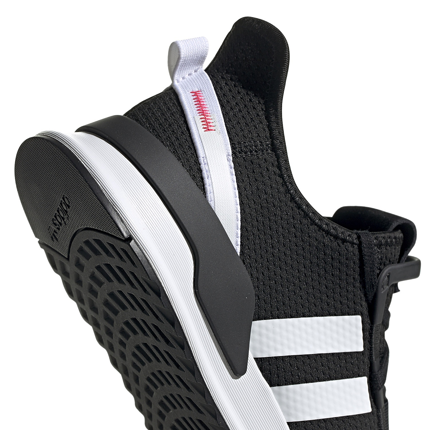 sports shoes ab9d3 78a71 ... shoes adidas Originals U Path Run - Core Black Ash Gray Core Black ...