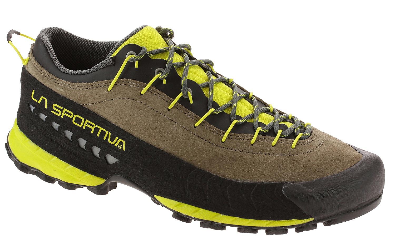 boty La Sportiva TX4 - Taupe/Sulphur 42.5
