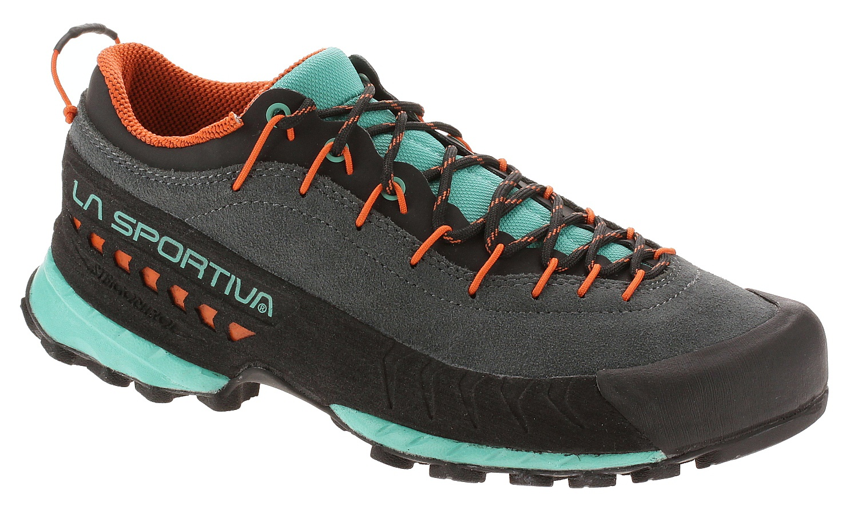 boty La Sportiva TX4 - Carbon/Aqua 40.5