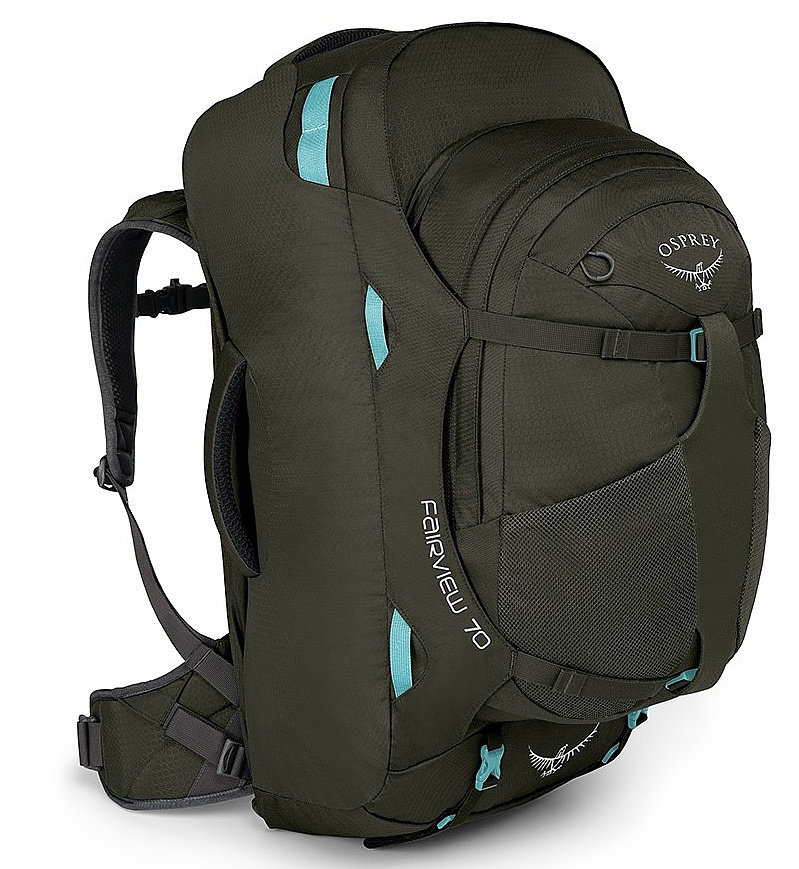 batoh Osprey Fairview 70 - Misty Gray 70 L