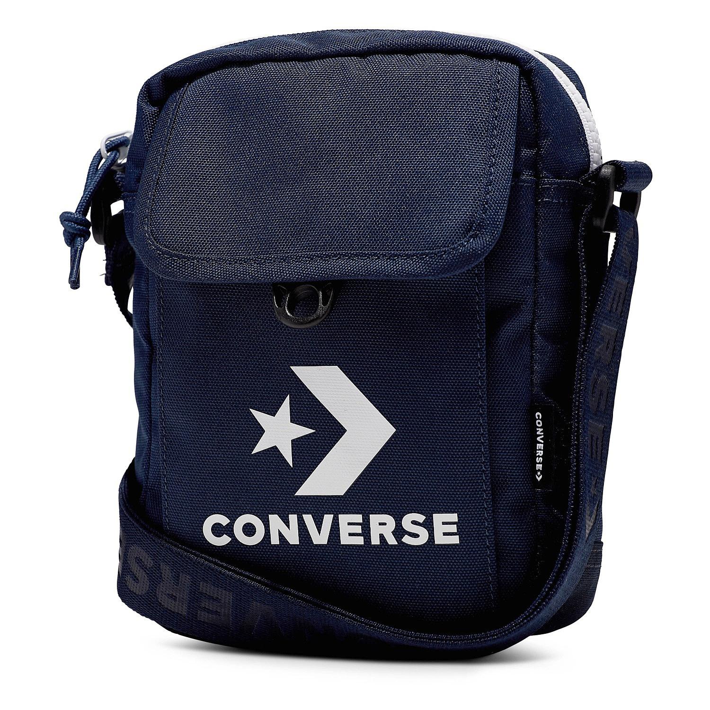 0a342df2ca taška Converse Cross Body 2 10008299 - A03 Navy Dark Obsidian White