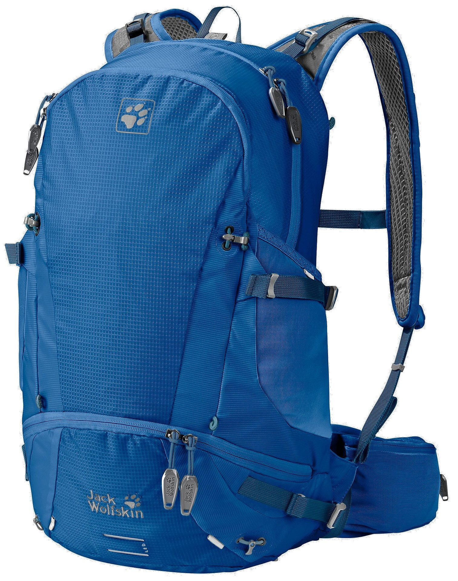 22503fb474014 batoh Jack Wolfskin Moab Jam 30 - Electric Blue 30 L