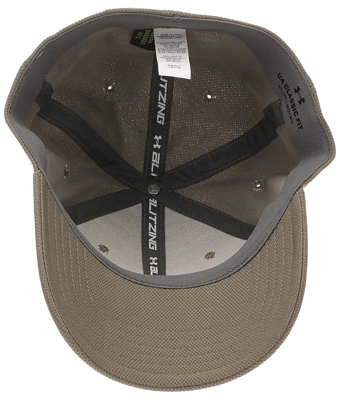 cap Under Armour Blitzing 3.0 - 221/Brown - men´s