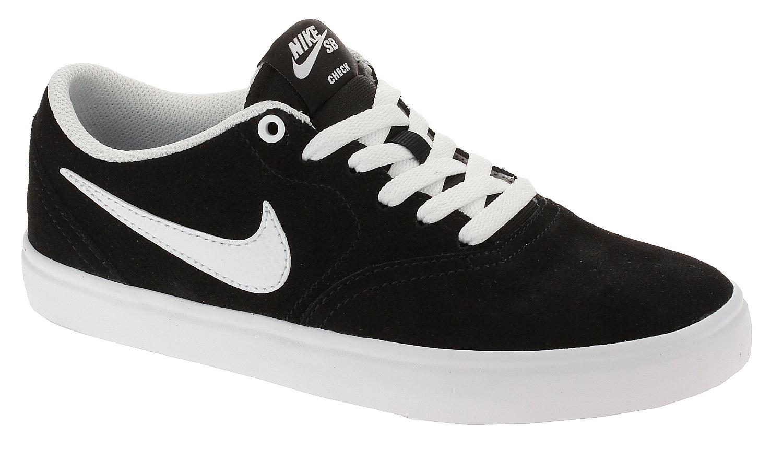 boty Nike SB Check Solar - Black/White 38