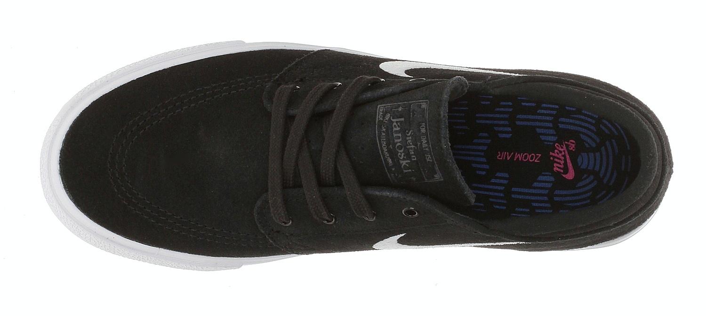 buty Nike SB Zoom Janoski RM - Black/White/Thunder Gray/Gum Light Brown