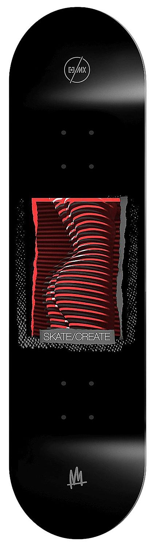skateboardová deska Ambassadors Horsefeathers X Maxim Habanec - Black 8.50/H