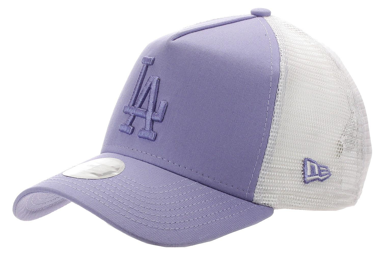 efafd1085a146 kšiltovka New Era 9FO AF Essential Trucker MLB Los Angeles Dodgers -  Lavender/White one