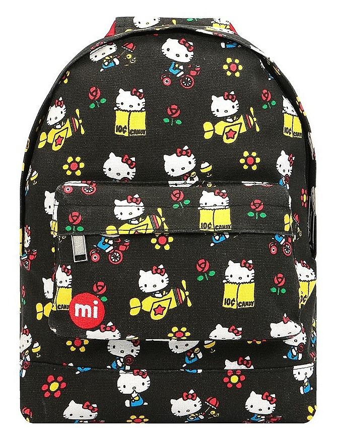 batoh Mi Pac Mini Hello Kitty - Poses 10.5 L