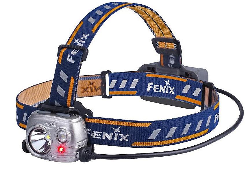 čelovka Fenix HP25R - Gray one size