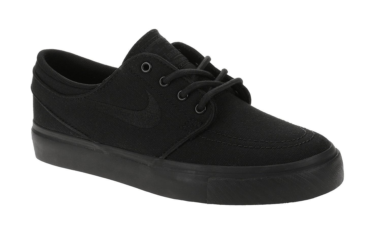 boty Nike SB Stefan Janoski GS - Black/Black/Anthracite 36