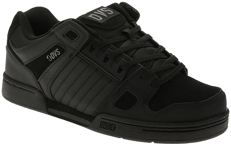 boty DVS Celsius - Black/Black/Leather 43