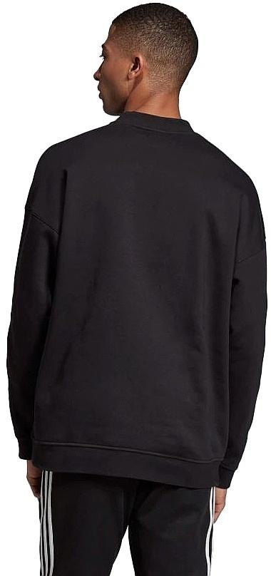 bluza adidas Originals Lock Up Logo Crewneck - Black