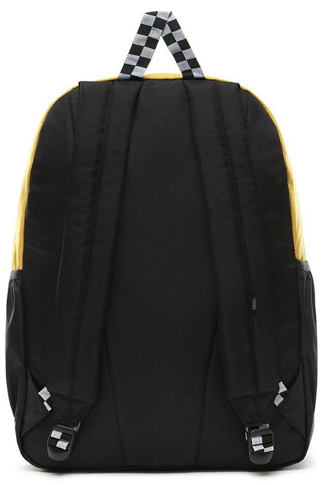 batoh Vans Sporty Realm Plus - Black/Trifecta