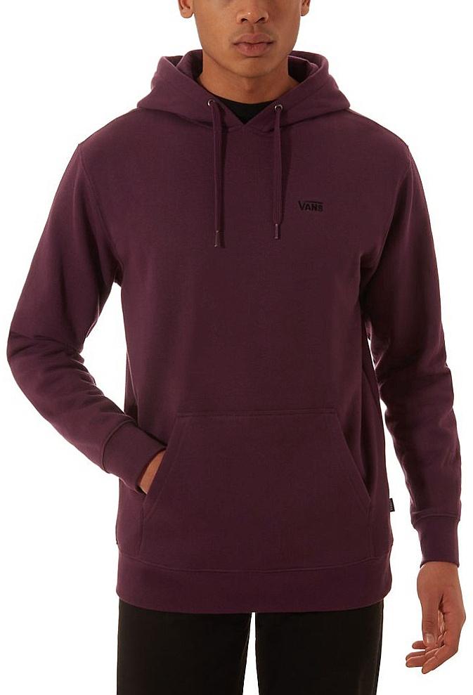bluza Vans Basic Pullover - Prune