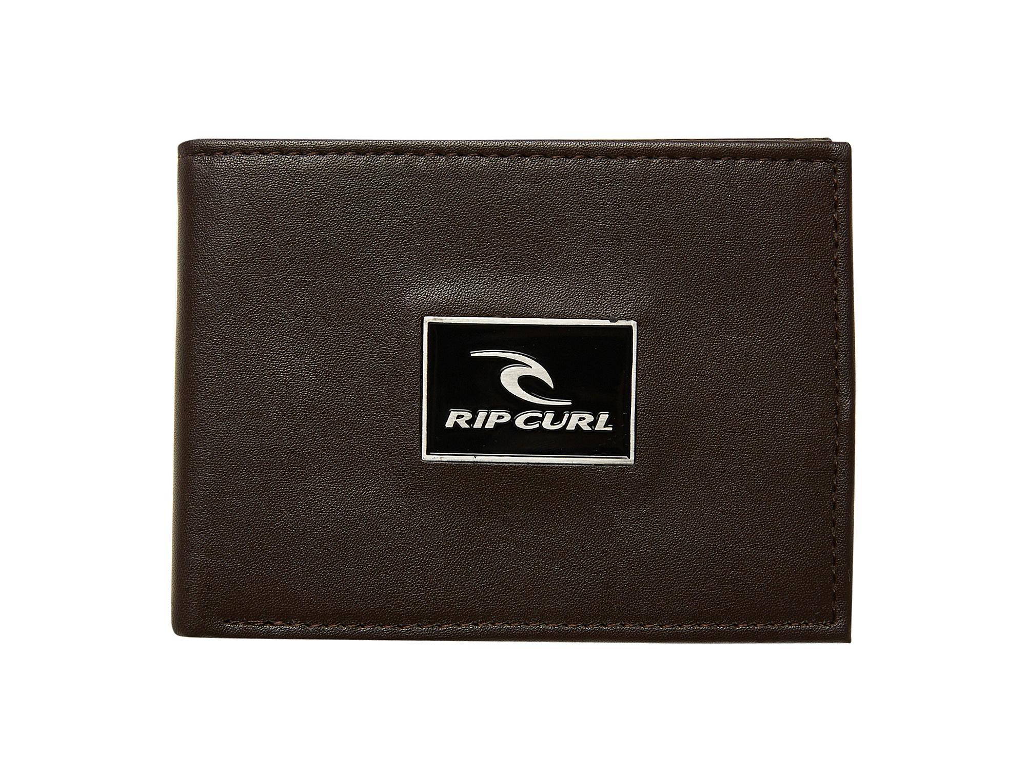 peněženka Rip Curl Corpawatu PU All Day - Brown one size