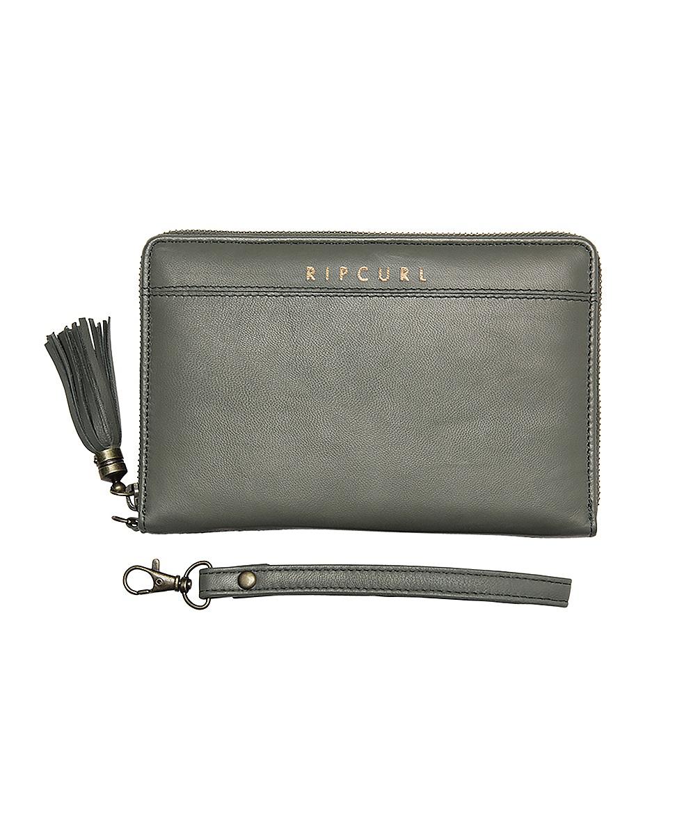 peněženka Rip Curl Essentials RFID OS Leather - Olive one size