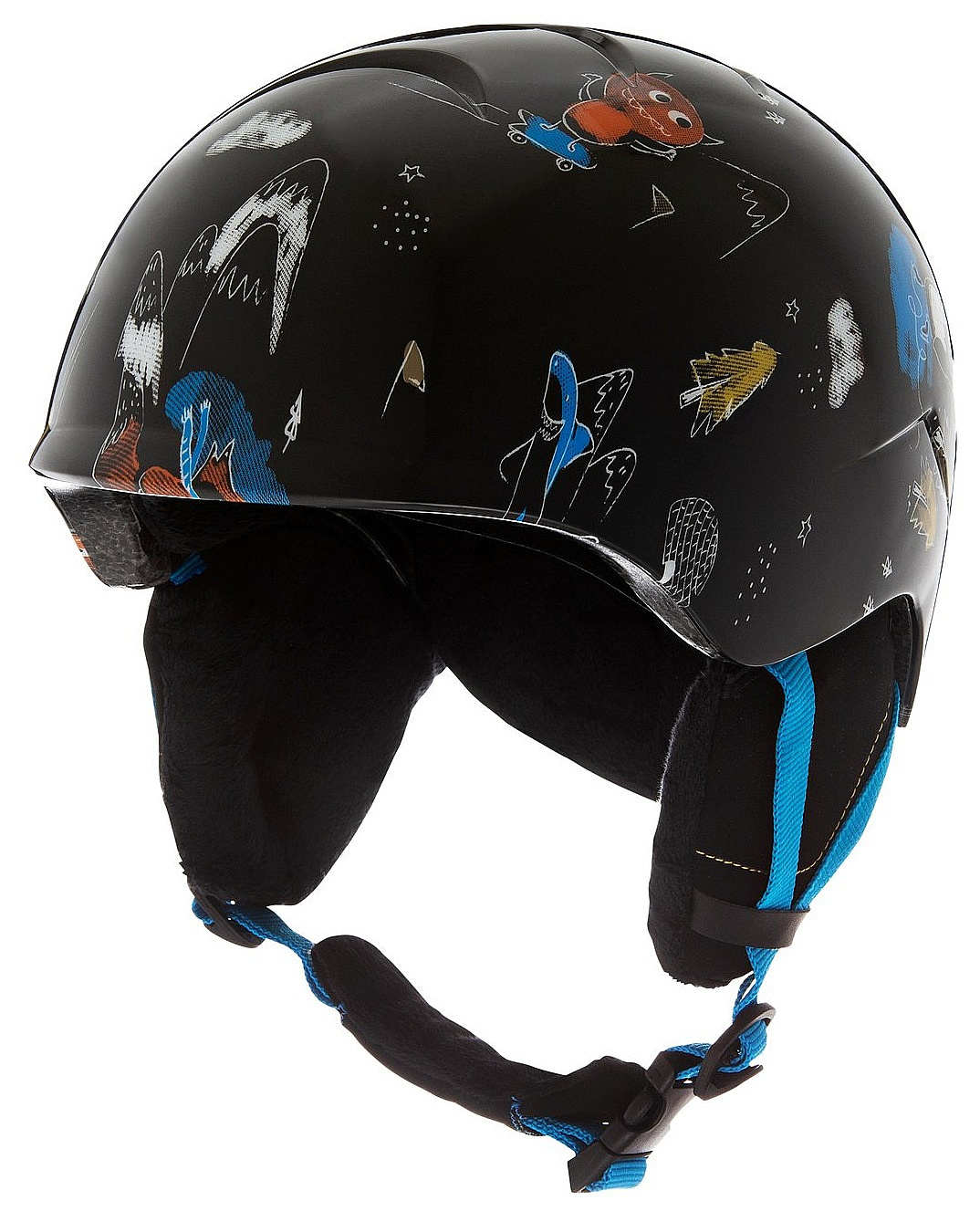 helma Quiksilver Slush - KVM6/Black Snow Party L/XL