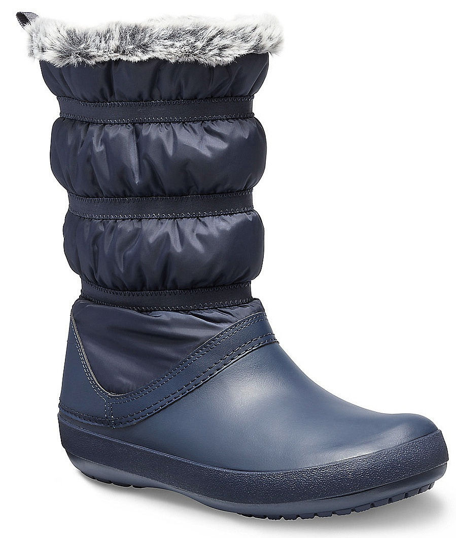 boty Crocs Crocband Winter Boot - Navy 36/37