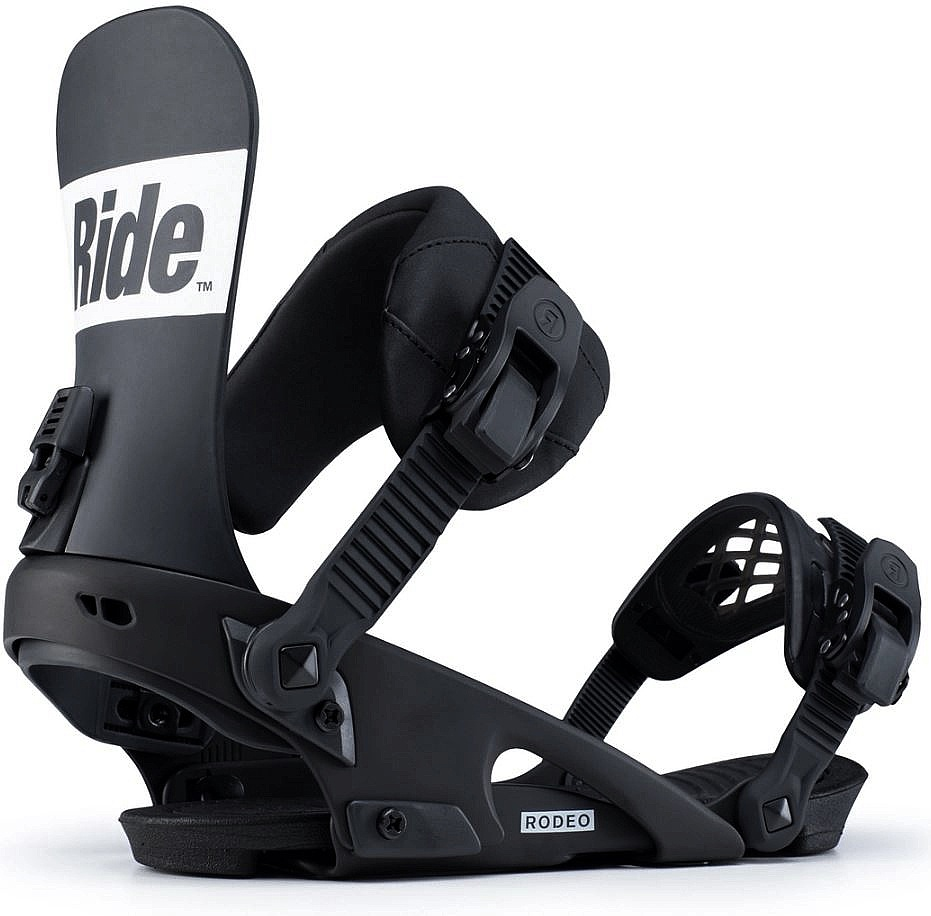 Ride Rodeo Black L 19/20