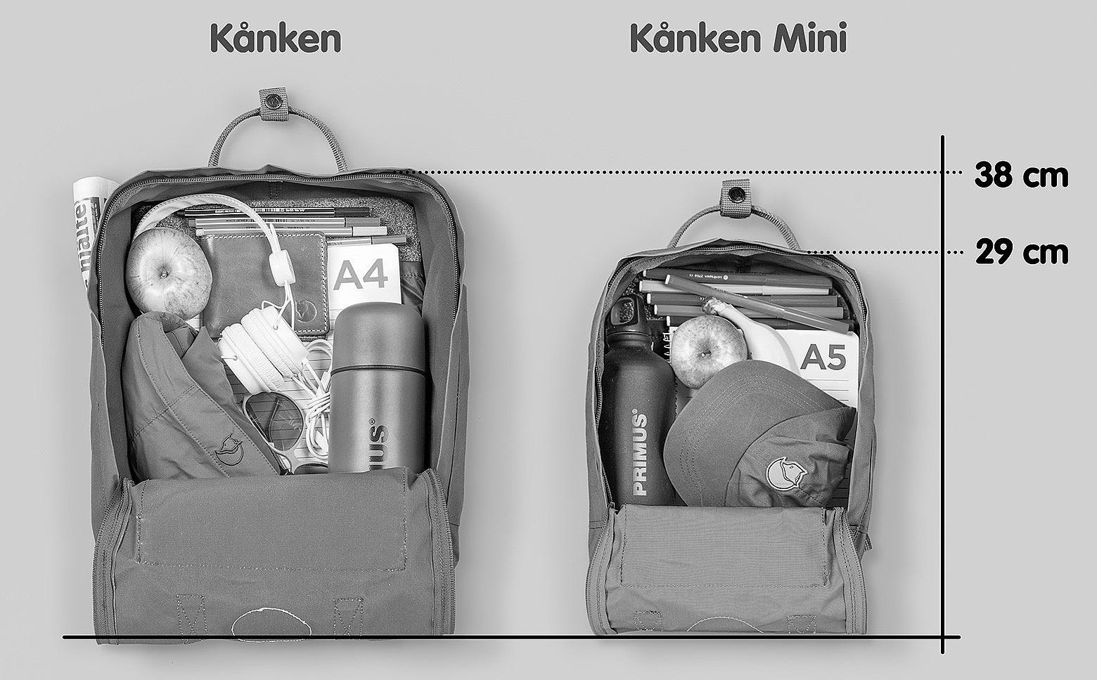 backpack Fjällräven Kanken - 420/Plum