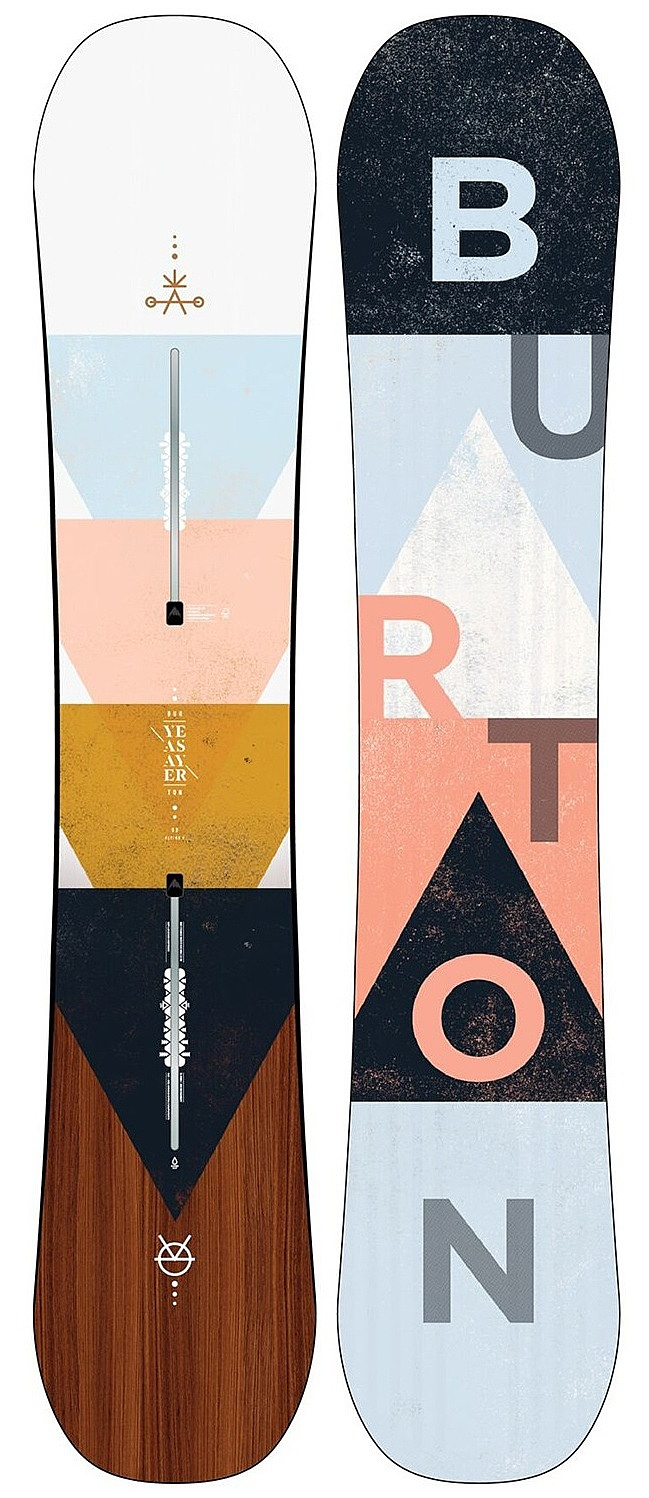 Burton Yeasayer Flying V 148 cm 19/20
