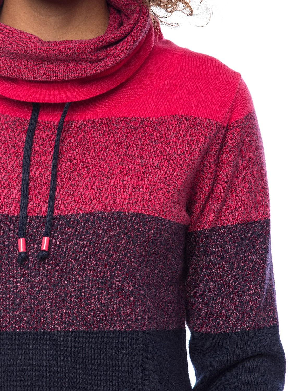 sweter Heavy Tools Hulia - Hibiscus