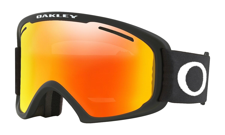 brýle Oakley O Frame 2.0 Pro XL - Matte Black/Fire Iridium & Persimmon one size
