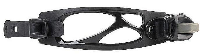 strep Gravity Toe Strap Left - Black one size