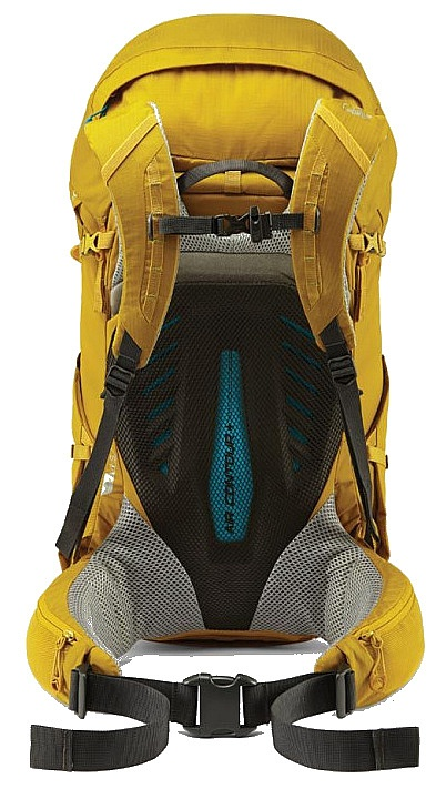 batoh Lowe Alpine Altus ND 40 - Golden Palm