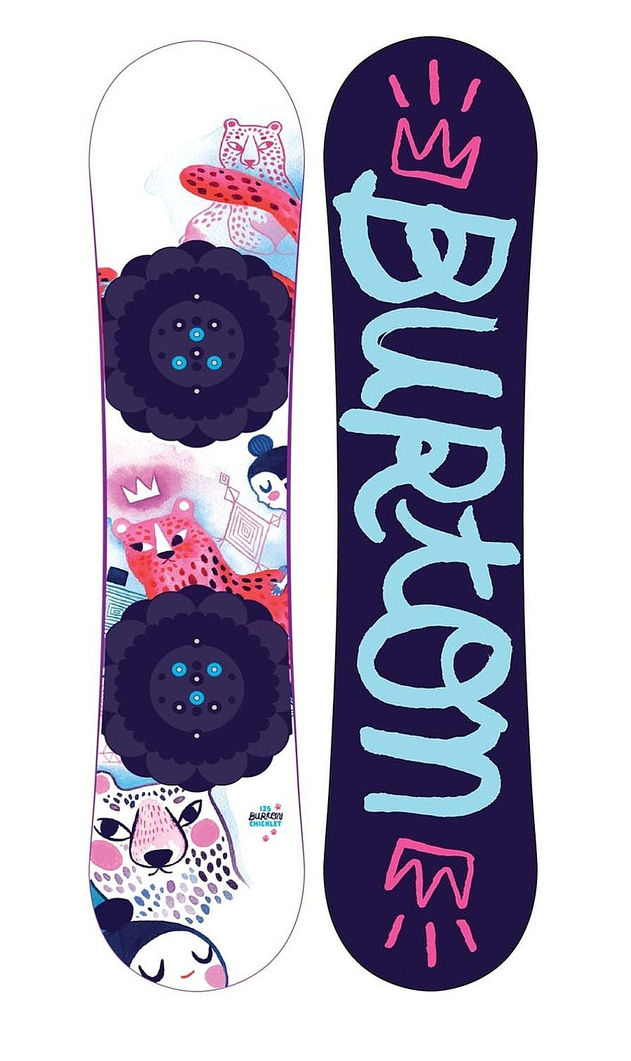 snowboard Burton Chicklet - No Color 125 cm