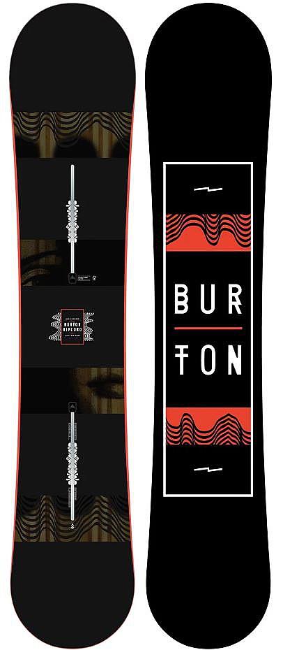 Burton Ripcord 150 cm 19/20